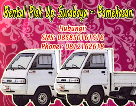 Rental Pick Up Zebra Surabaya-Pamekasan