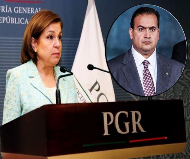 Confirma PGR búsqueda de Javier Duarte por delincuencia y lavado de dinero