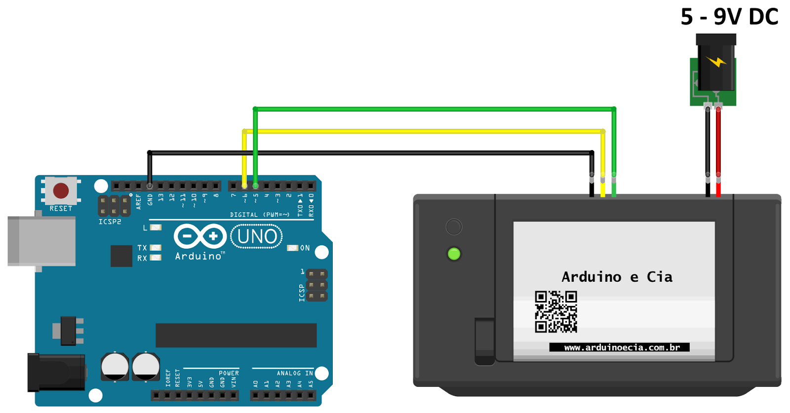 Mini Impressora termica com Arduino