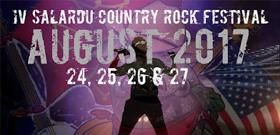 Derek Ryan al Salardú Country-Rock 2017