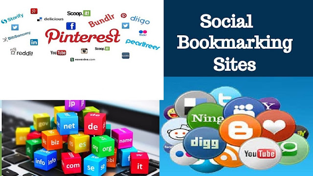 Free Dofollow Social Bookmarking Sites List 2018 for Backlinks
