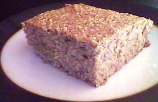 Amaranth Flour Cake