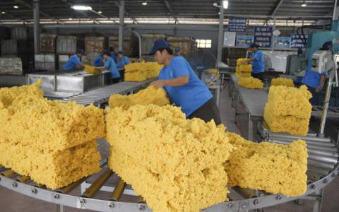 Vietnam, third largest rubber exporter, imports $1 billion of synthetic rubber yearly