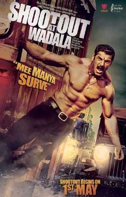 Shootout At Wadala Movie Dialogues, Watching Movie Status