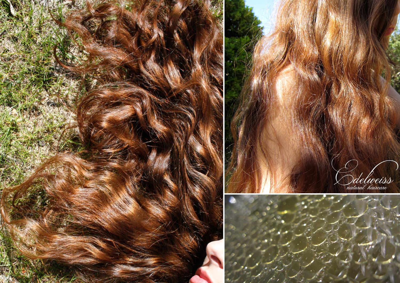 se blondir les cheveux naturellement