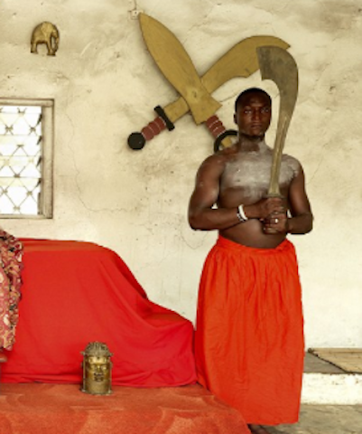 Tears as Traditional Ruler Dies After Being Shot by Assassins in Delta State