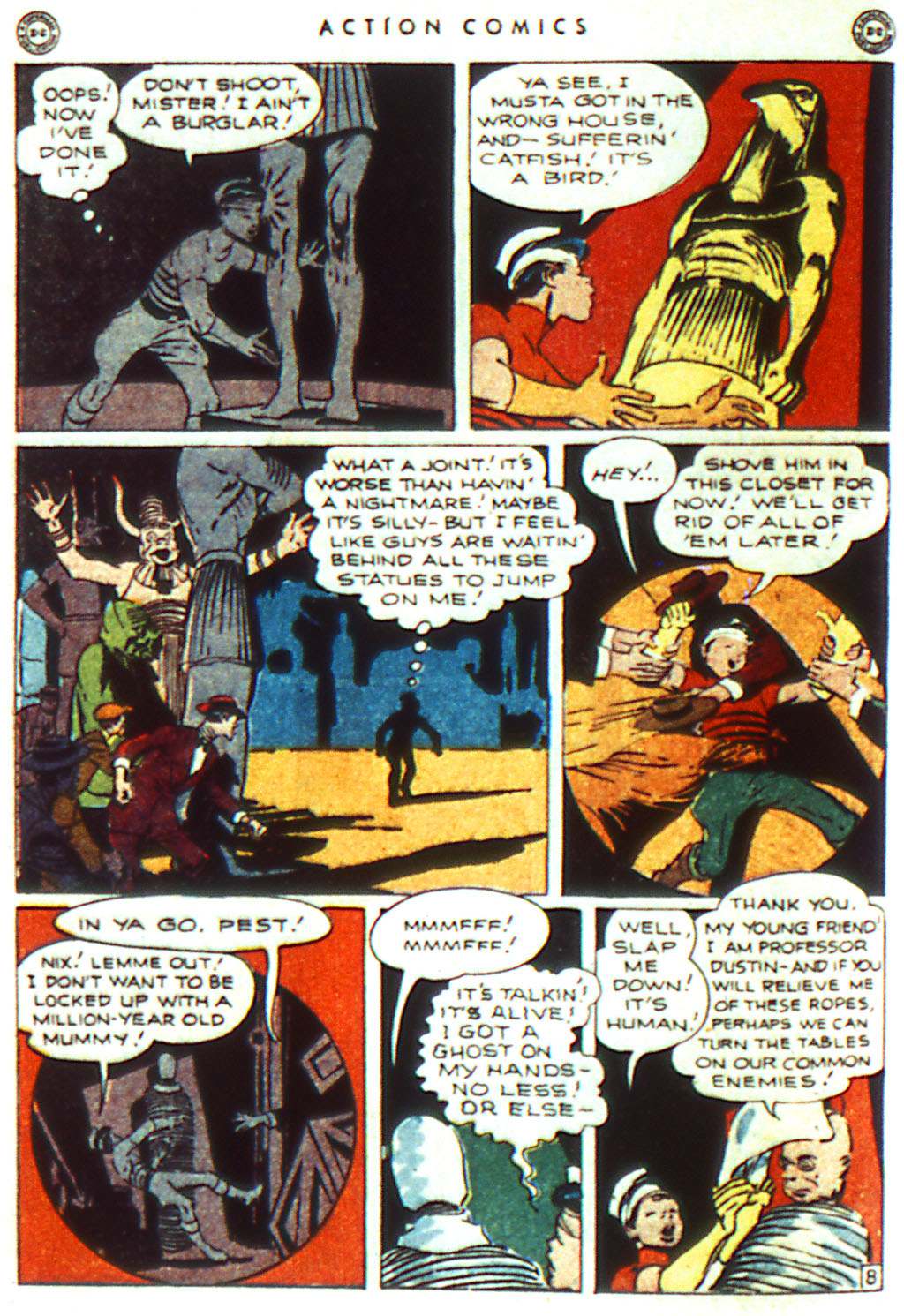Action Comics (1938) 98 Page 45