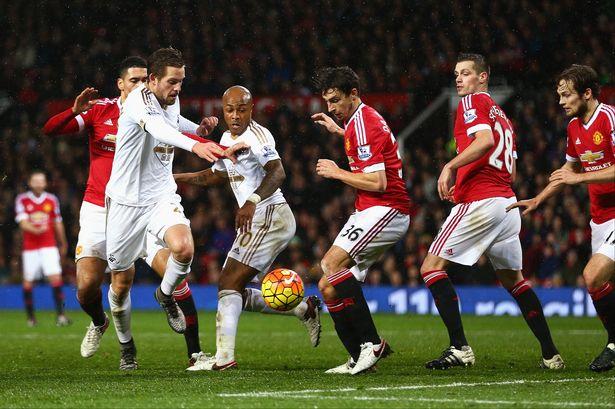 Prediksi Swansea vs Manchester United