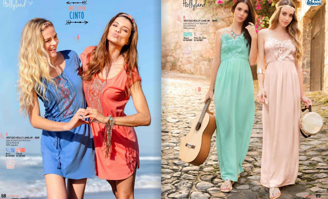 catalogo de ropa prendas de vestir