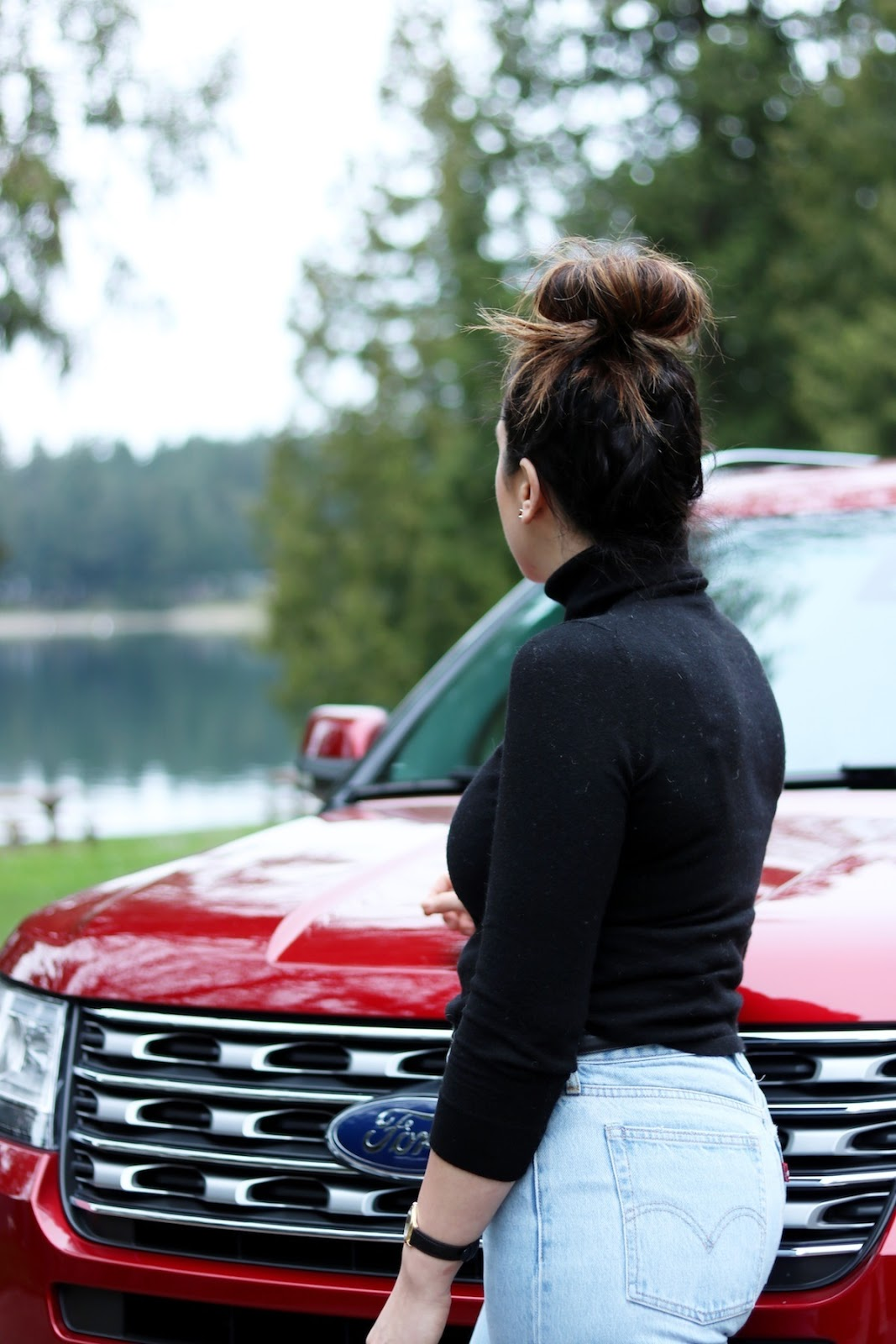 Ford Explorere Canada vancouver fashion blogger Aleesha Harris