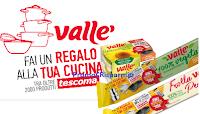 Logo Concorso ''Fai un regalo alla tua cucina'' e vinci 24 buoni spesa Tescoma da 500€