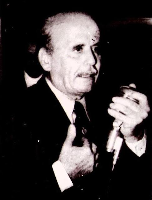 Juan Arrestía, el poeta nochero, de Quilmes