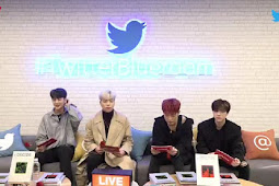 200214 iKON at TWITTER BLUEROOM Live Q&A