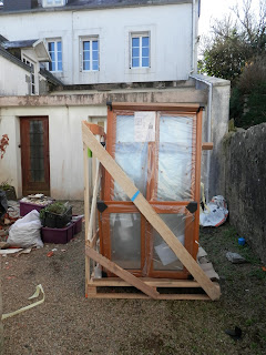 Renovation project - French windows