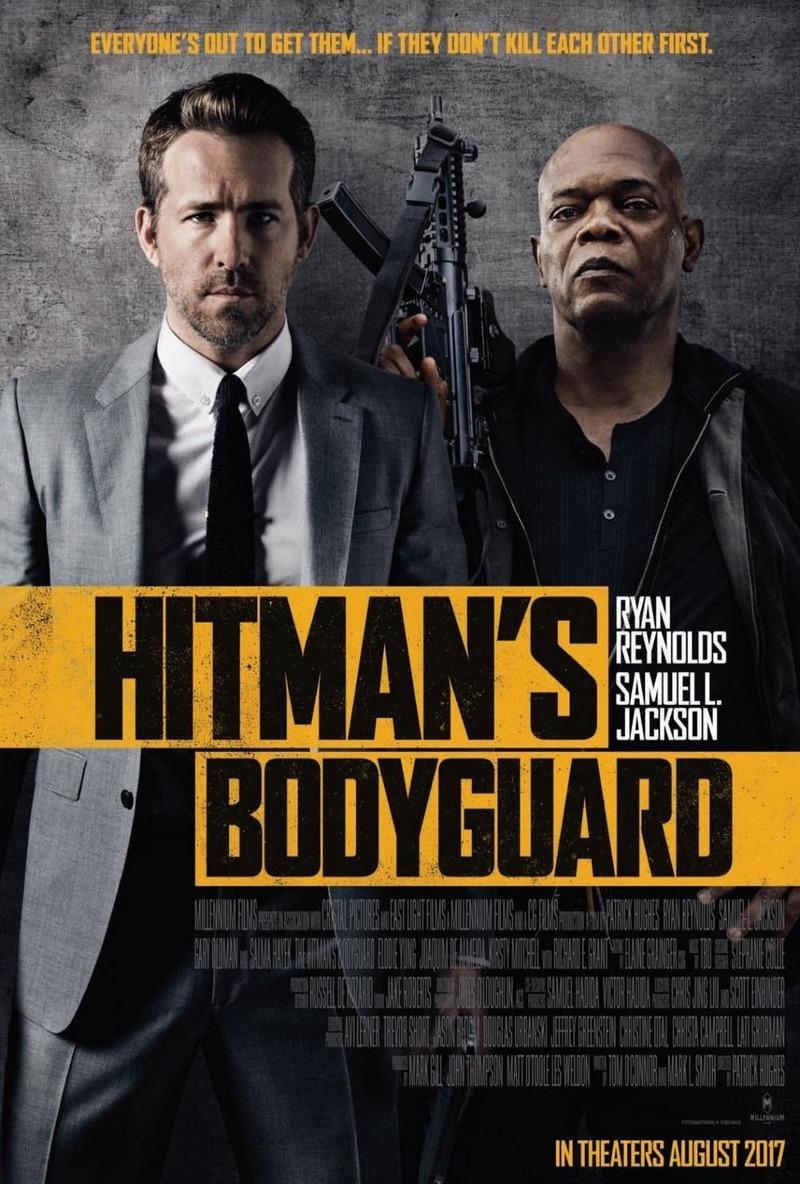 Unseen Films Hitman S Bodyguard 2017