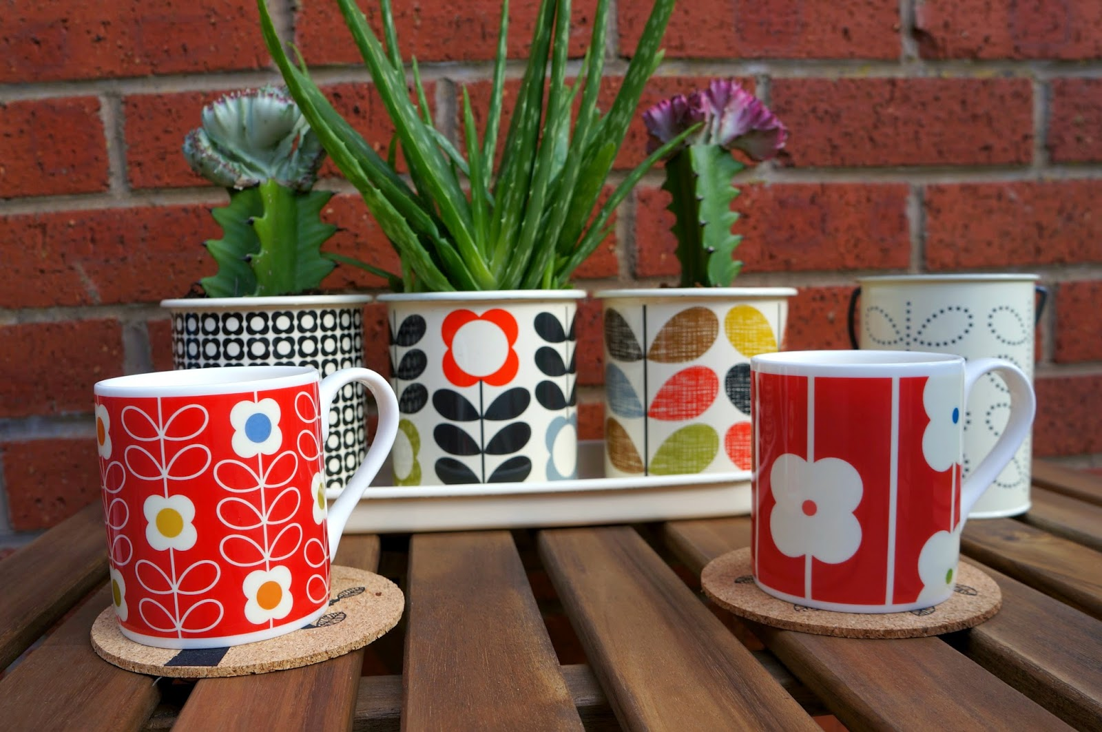 ORLA KIELY HOMEWARE // FLAMINGO GIFTS