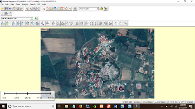 Cara Download Citra Google Satellite Maps Menggunakan Aplikasi Universal Maps Downloader