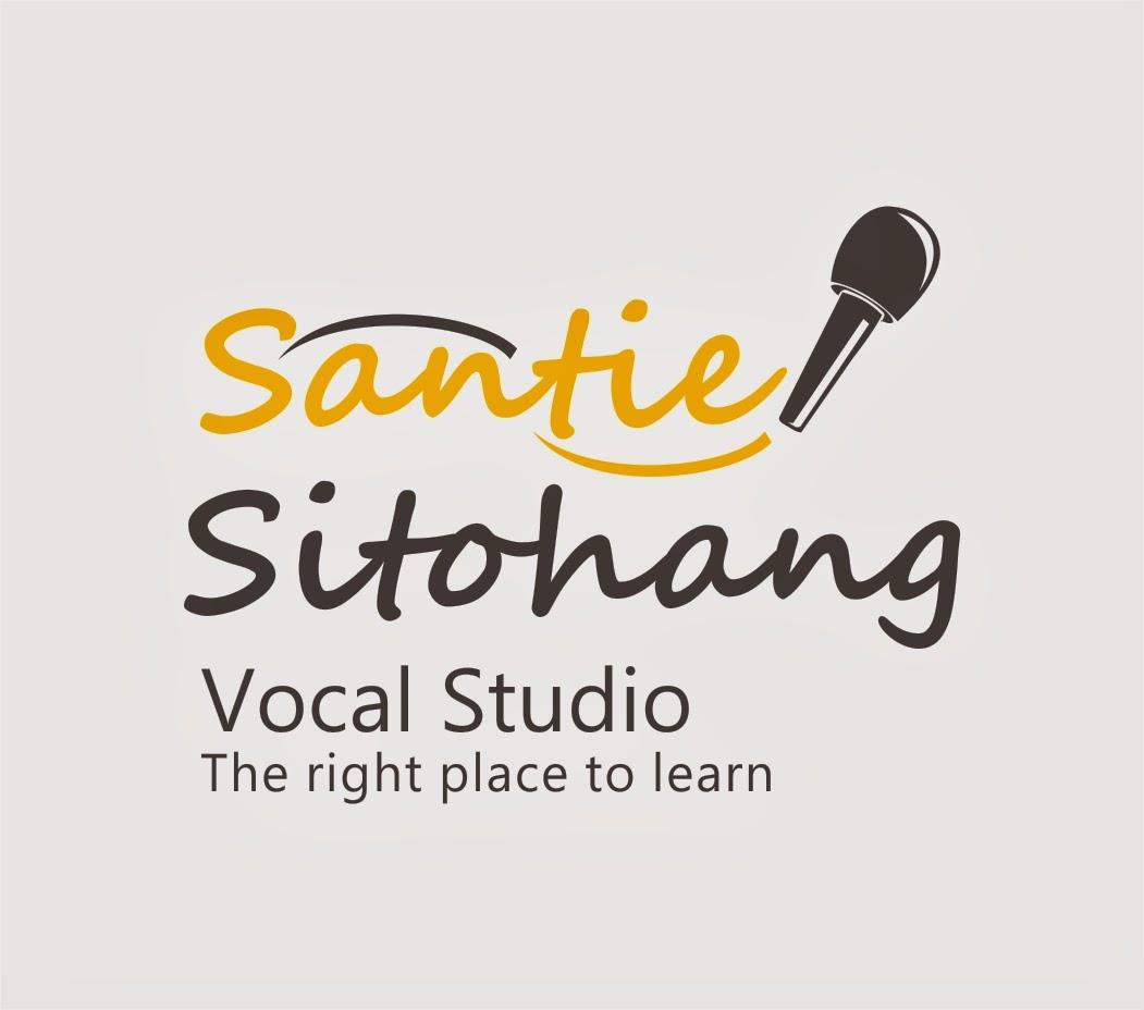 Santie Sitohang Vocal Studio Nama Dan Logo Baru