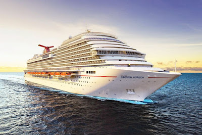 Carnival Cruises Carnival Horizon Sails from New York to the Bahamas, Caribbean and more.
