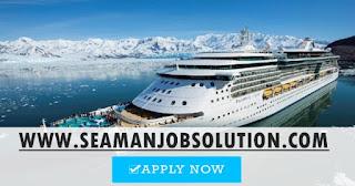cruise ship jobs vacancies