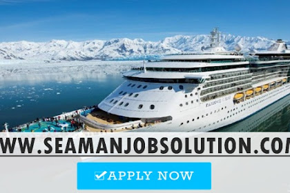 Ordinary Seaman For Passenger Vessel (Philippines)