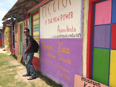 Museum Kata Andrea Hirata - Belitung Timur