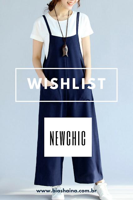 Wishlist da Loja NewChic