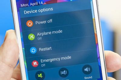 Penyebab Dan Cara Mengatasi HP Android Yang Sering Restart Sendiri