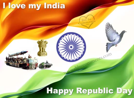 republic day picture messages