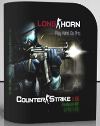 Download Counter Strike 1.6 Long Horn PC Game Gratis
