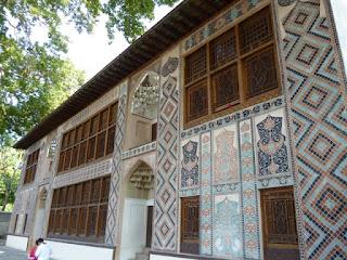 Palacio Real del Khan de Seki