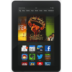 Amazon Kindle Fire HDX 7