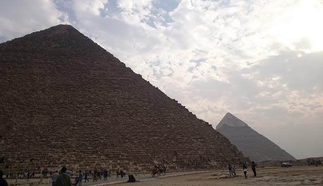 Πυραμίδα του Χέοπα: Αρχαιολόγοι ανακάλυψαν πώς κατασκευάστηκε