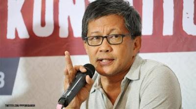 Pengamat dari Universitas Indonesia (UI) Rocky Gerung