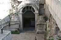 Zdjęcia Jerozolima: Brama Damasceńska - Brama Damasceńska jedna z ośmiu bram Starego Miasta Jerozolimy