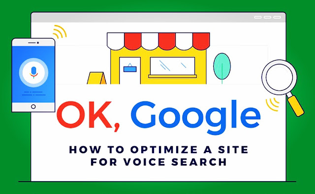 SEO - Voice Search - Google - Modern Imprint