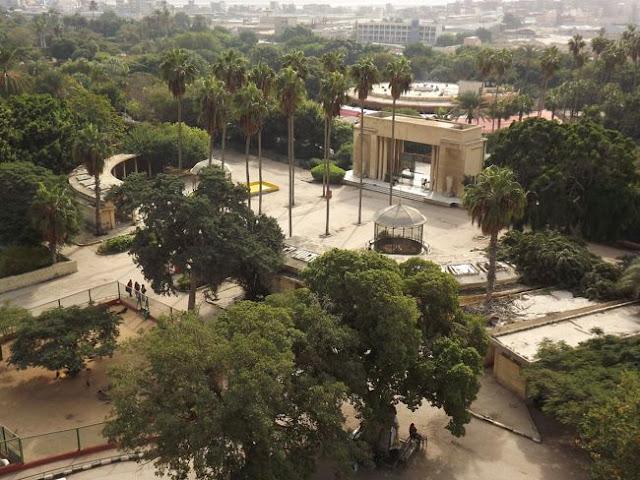 حديقة حيوان الإسكندرية Alexandria Zoo