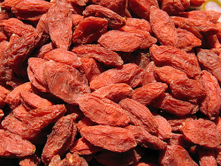 Buying Goji berries in Chinatown are often 1/3 of the price than in health food stores