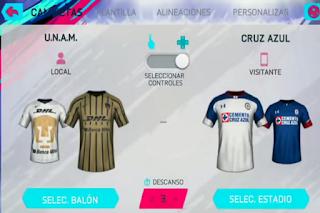 Download FIFA 14 Mod FIFA 19 Offline v1 by El Fernangamex Apk Data Obb