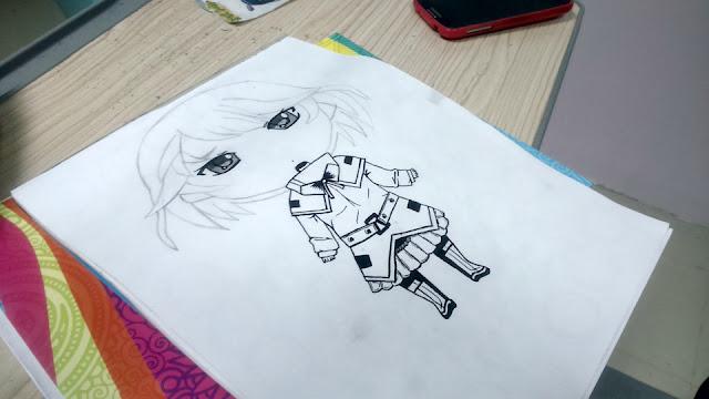 Curso de dibujo manga