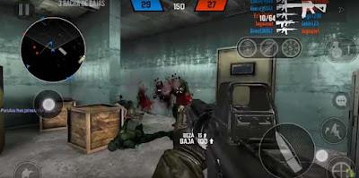 لعبة Bullet Force مهكرة للأندرويد - تحميل مباشر