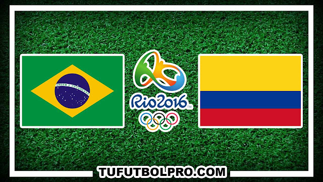 Ver Brasil vs Colombia EN VIVO Por Internet