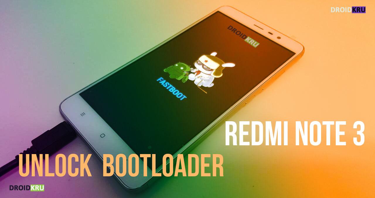 unlock bootloader note 3