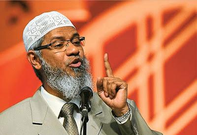 Tegas! Zakir Naik: Muslim tak Boleh Pilih Pemimpin Non-Muslim