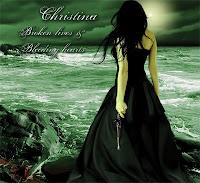 Christina Booth Magenta Broken Lives & Bleeding Hearts