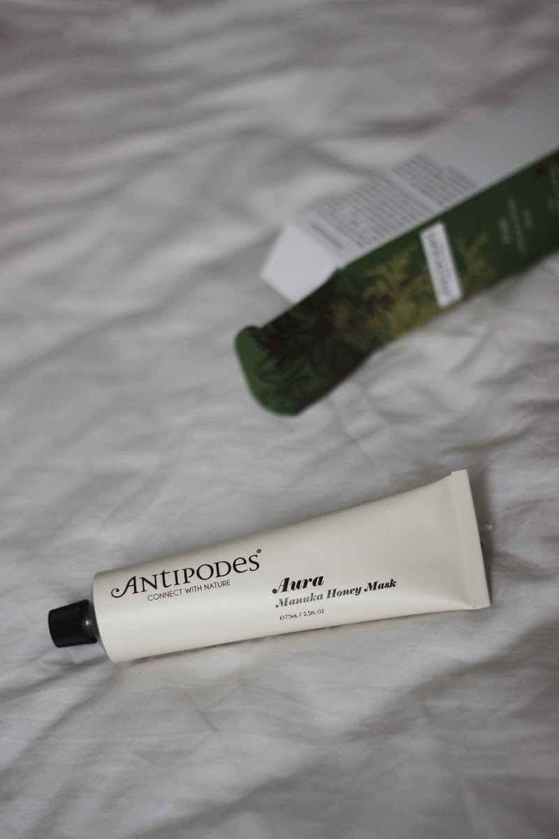 Antipodes manuka honey mask | www.itscohen.co.uk