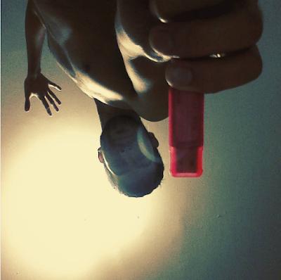 Selfie para instagram inspirada en la pelicula million dollar baby.