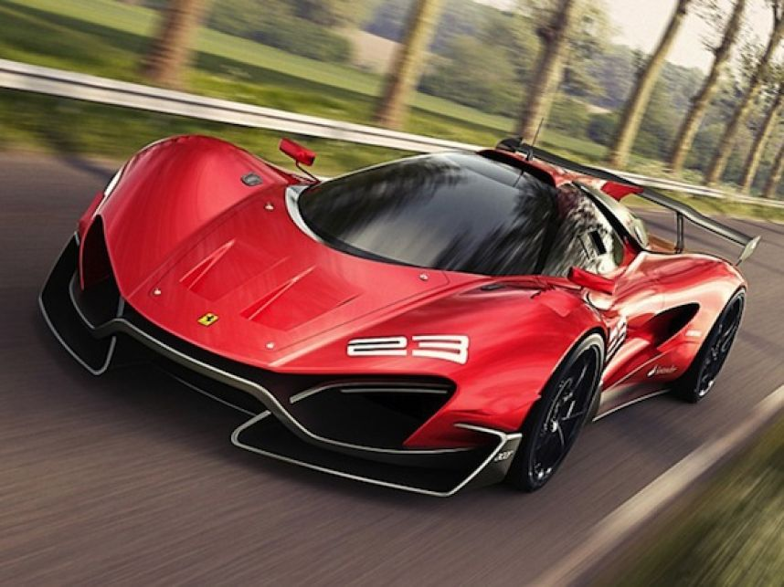 Super Carros Ferrari