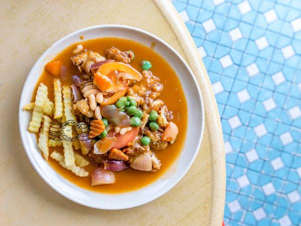 Sin Bee Chew Restaurant Hainan Food 新美州餐室海南餐 @ Bagan Luar, Butterworth, Penang