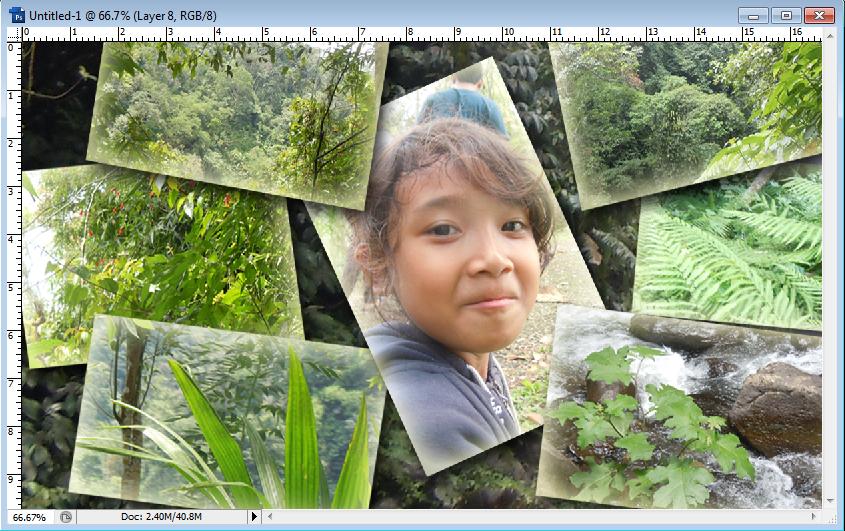 menggunakan blending options di adobe photoshop